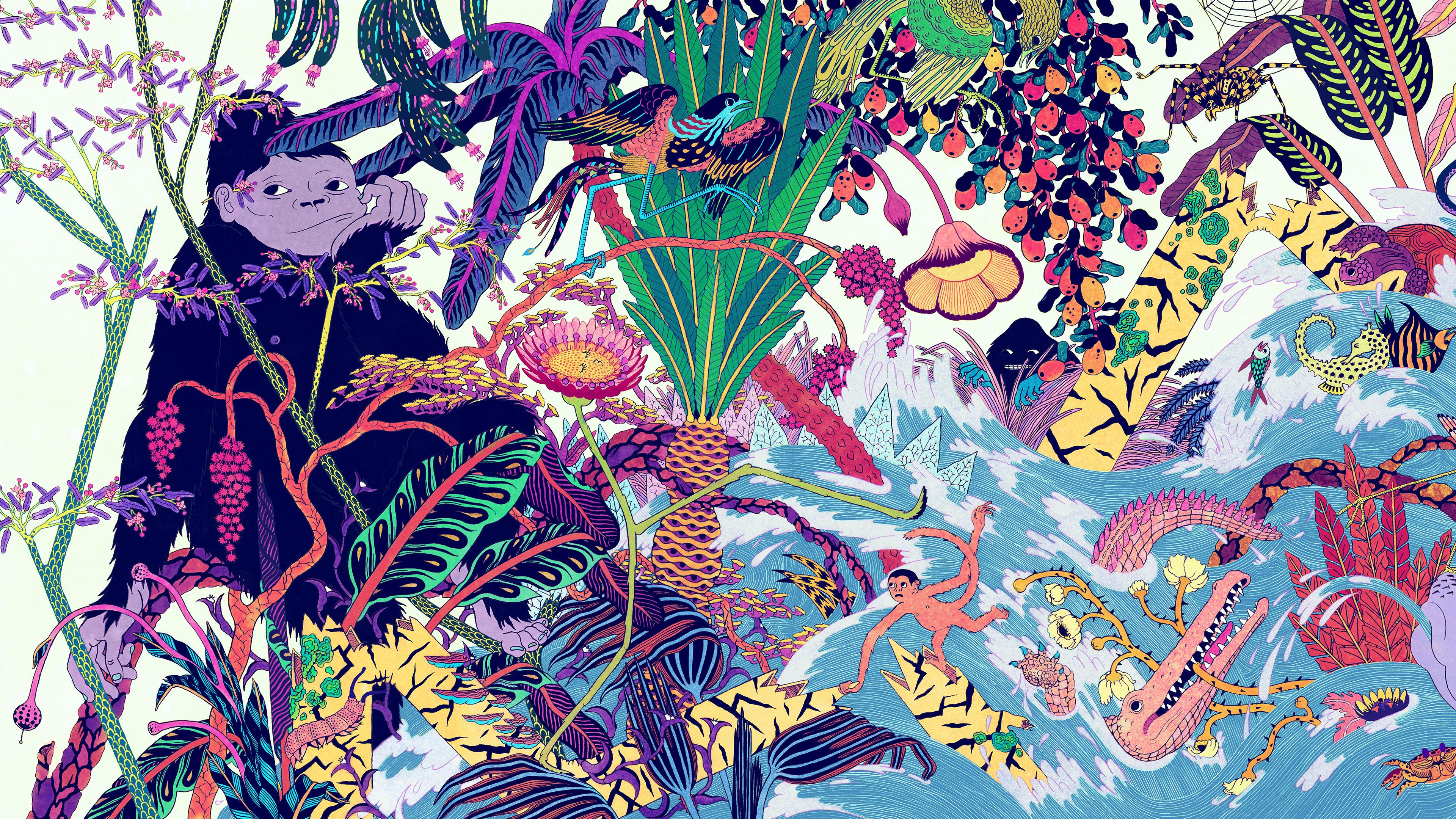 Illustration by Micah Lidberg