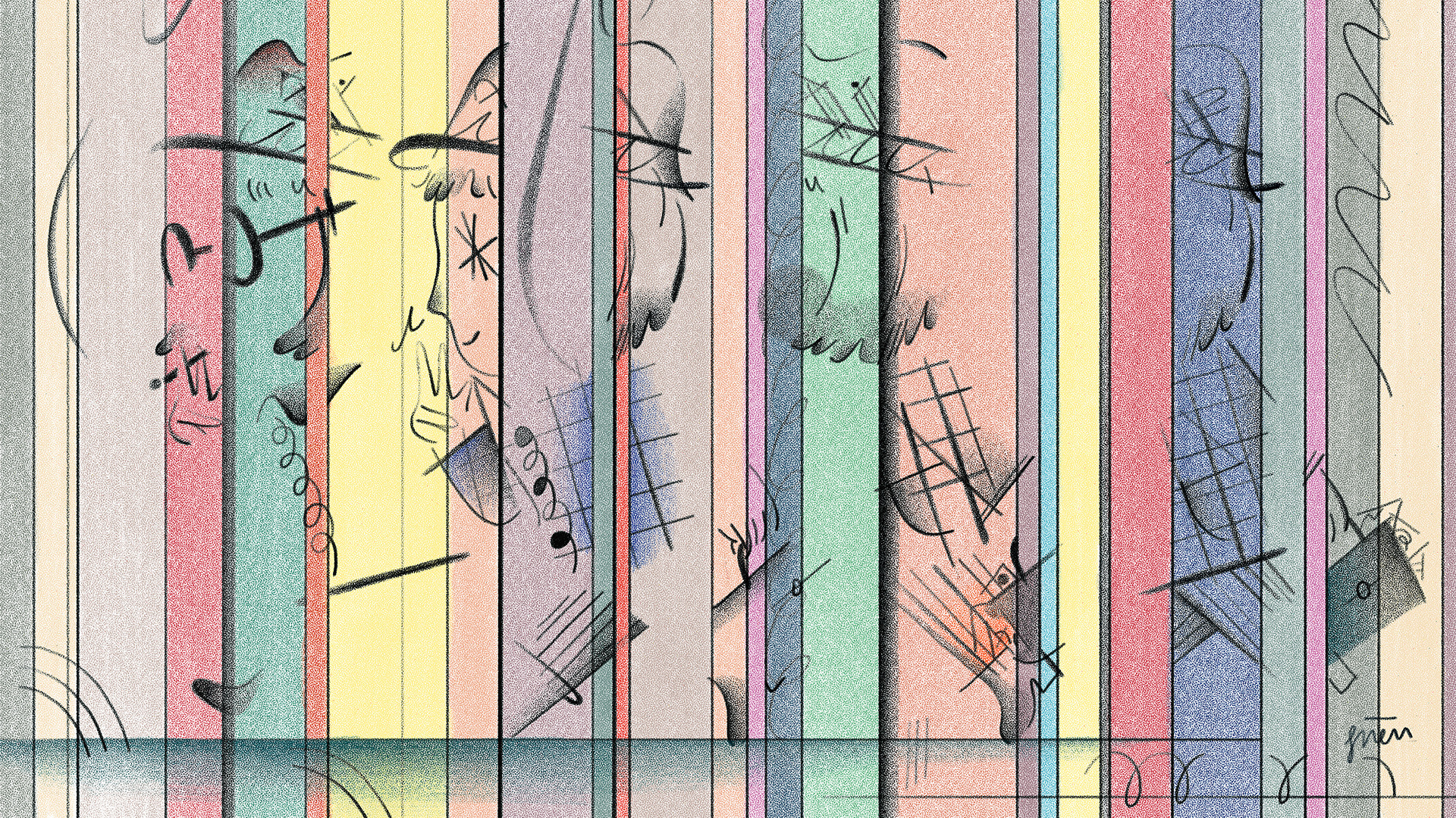 Graphic design by Gizem Vural