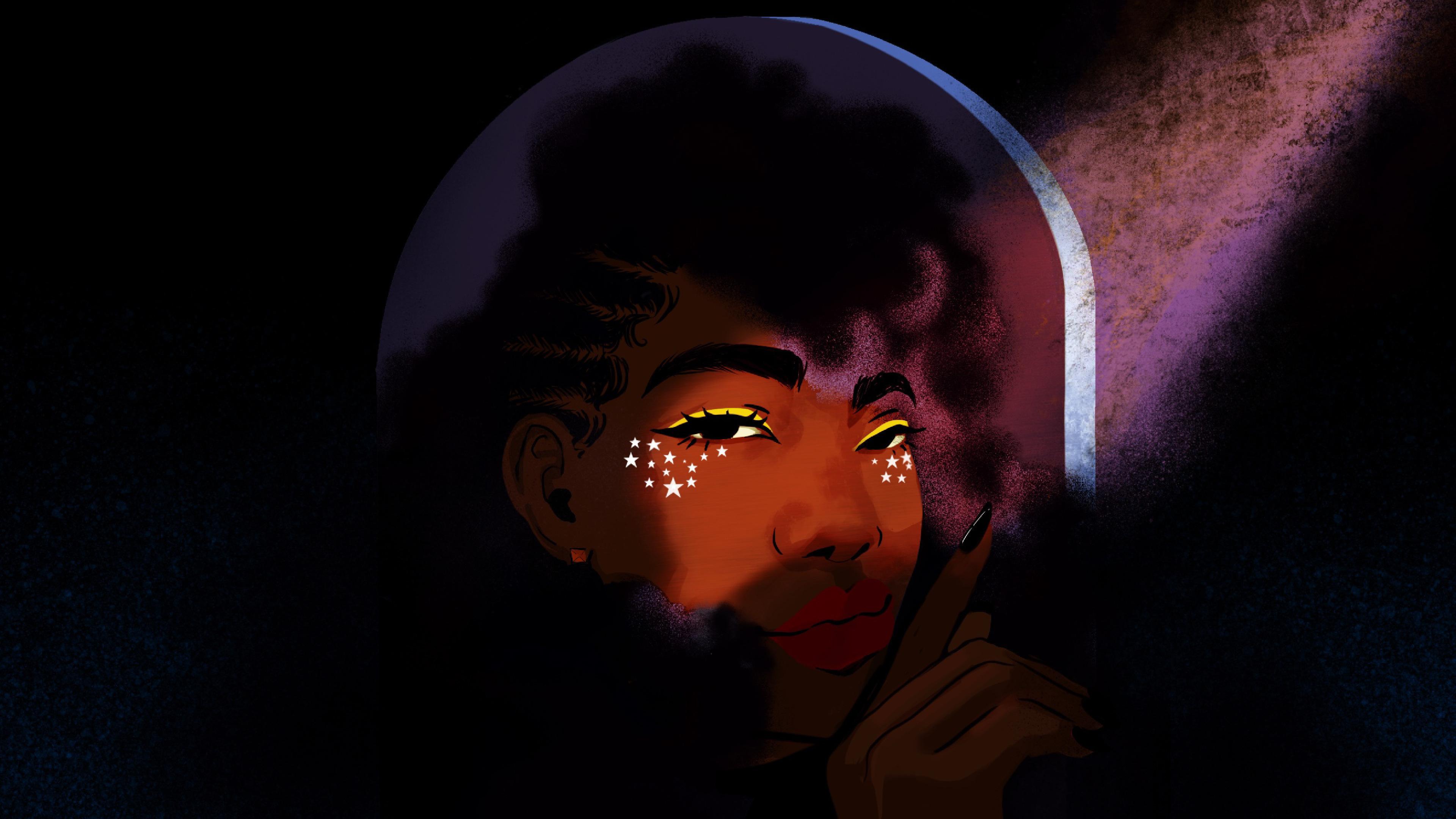 Illustration by Laetitia Auguste