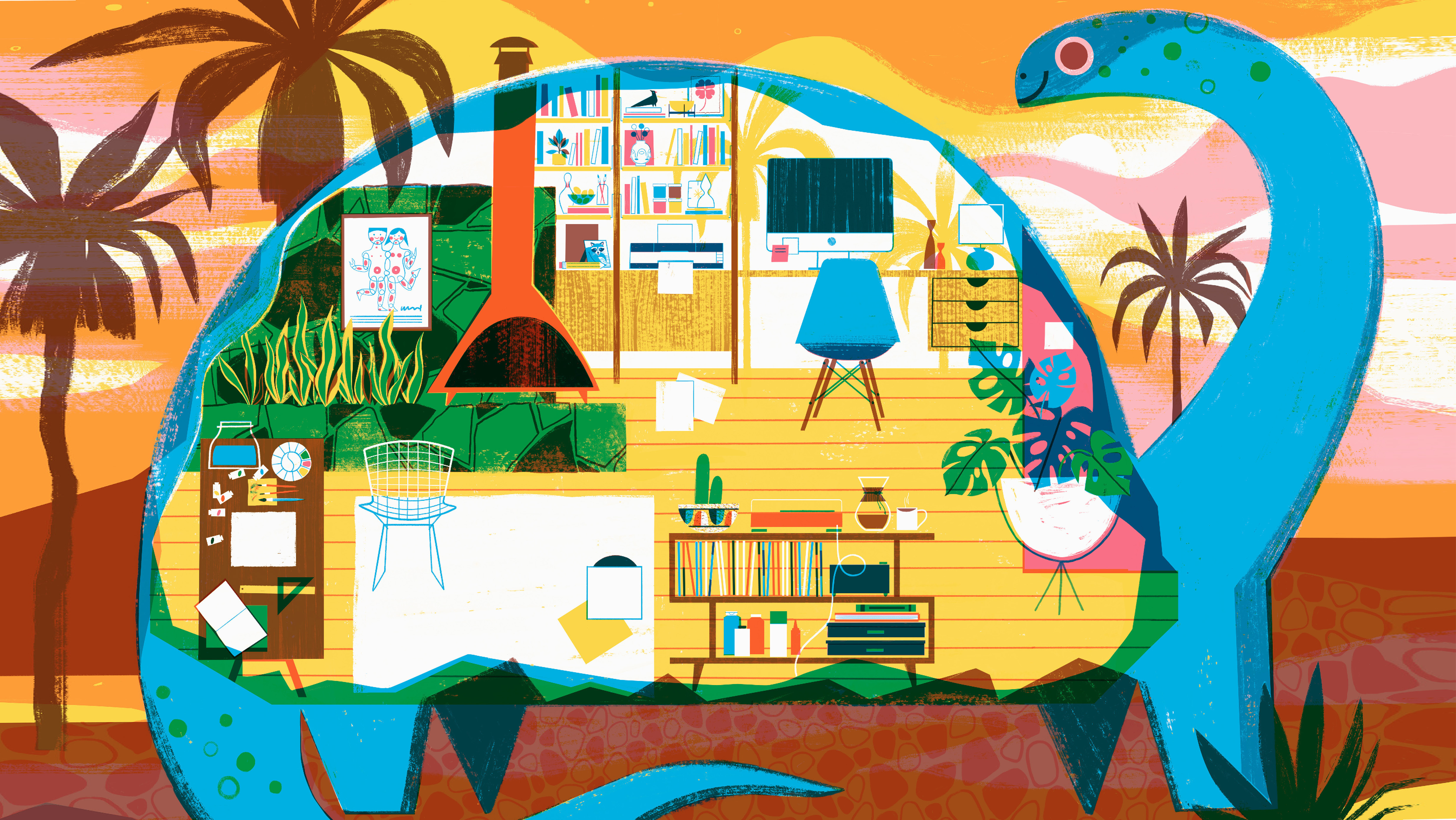 Illustration by Loris Lora