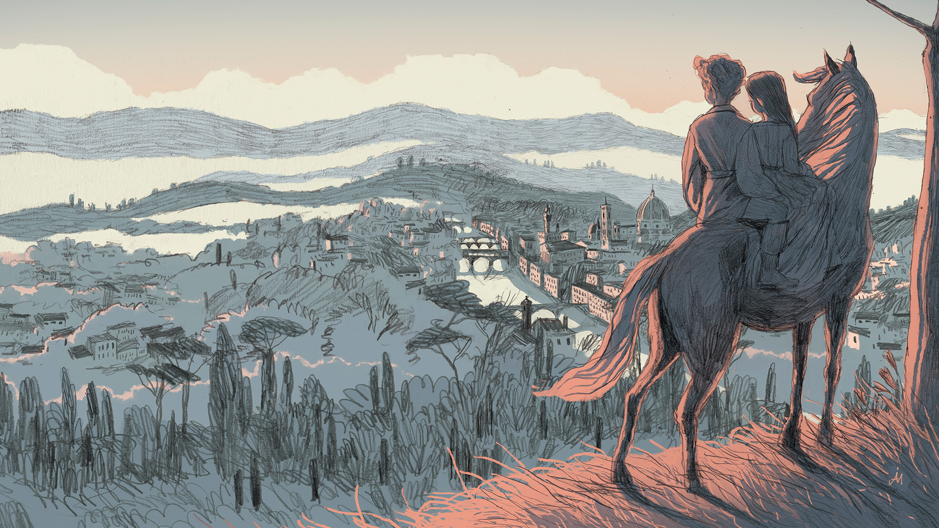 Illustration by Giacomo Agnello Modica