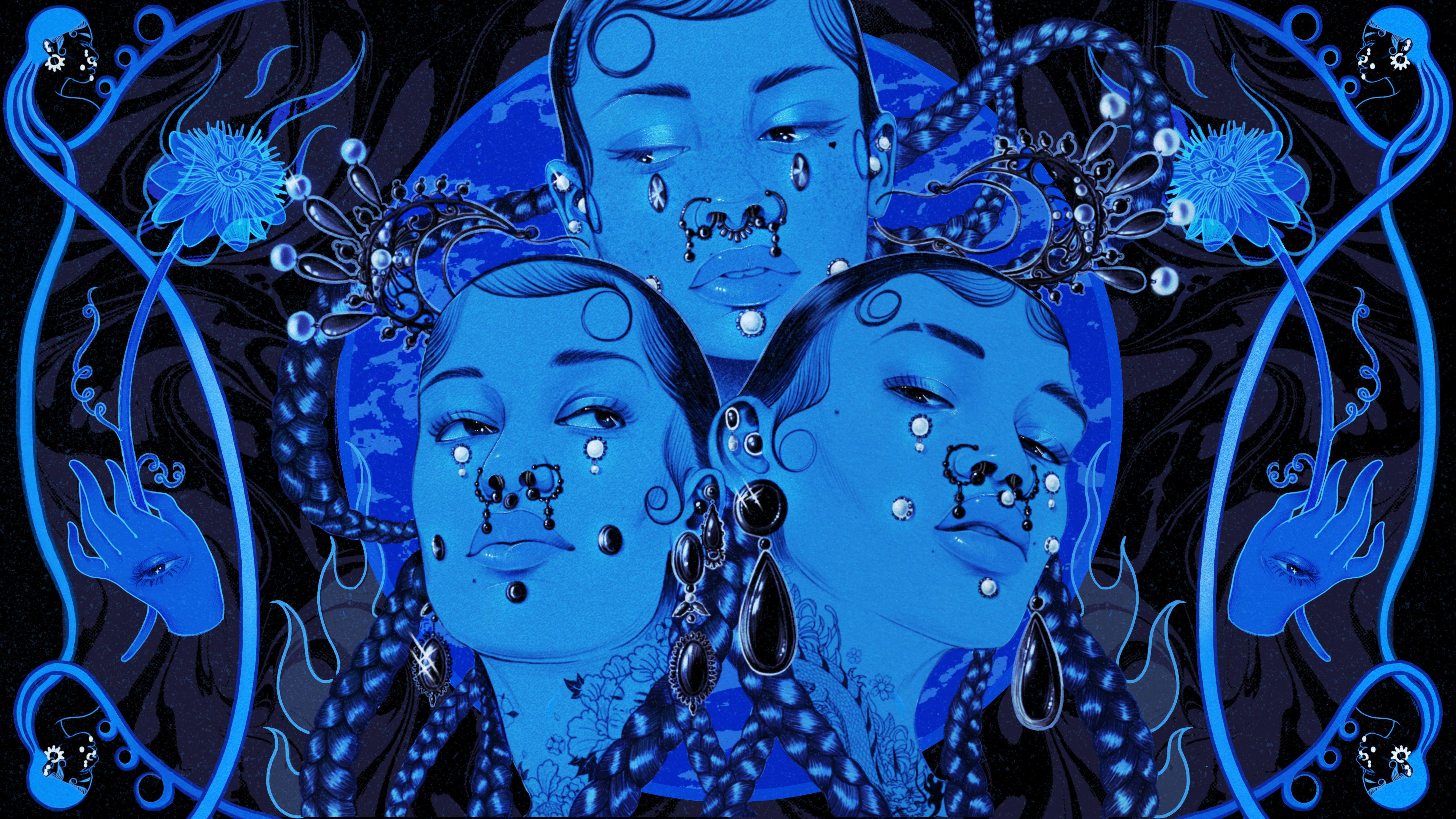 Illustration by Monet Alyssa