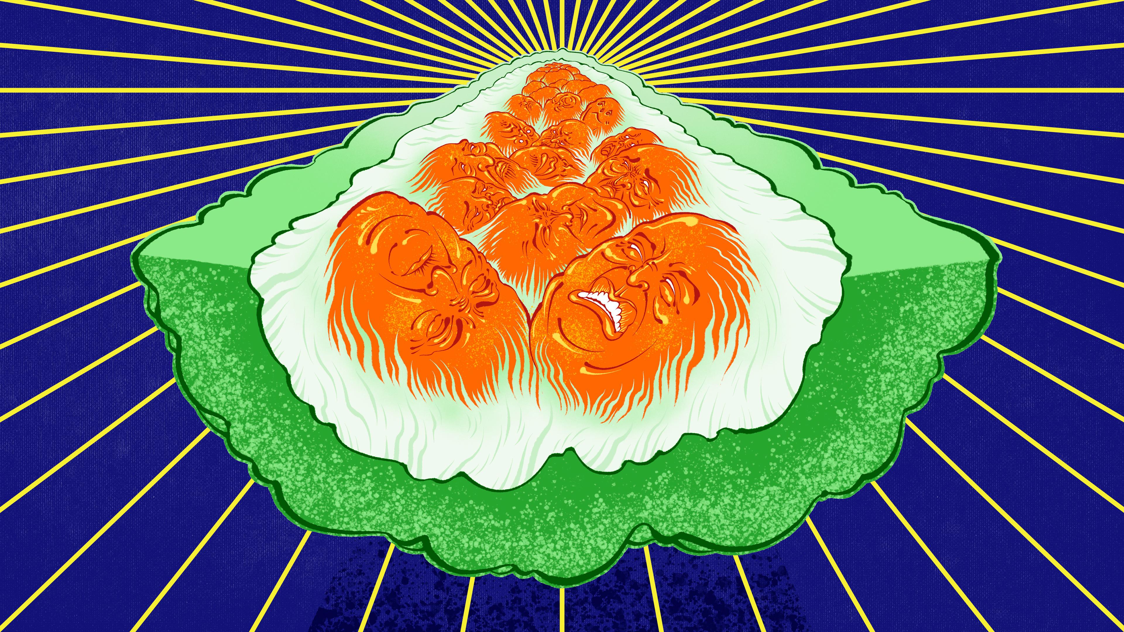 Illustration by Kenn Lam