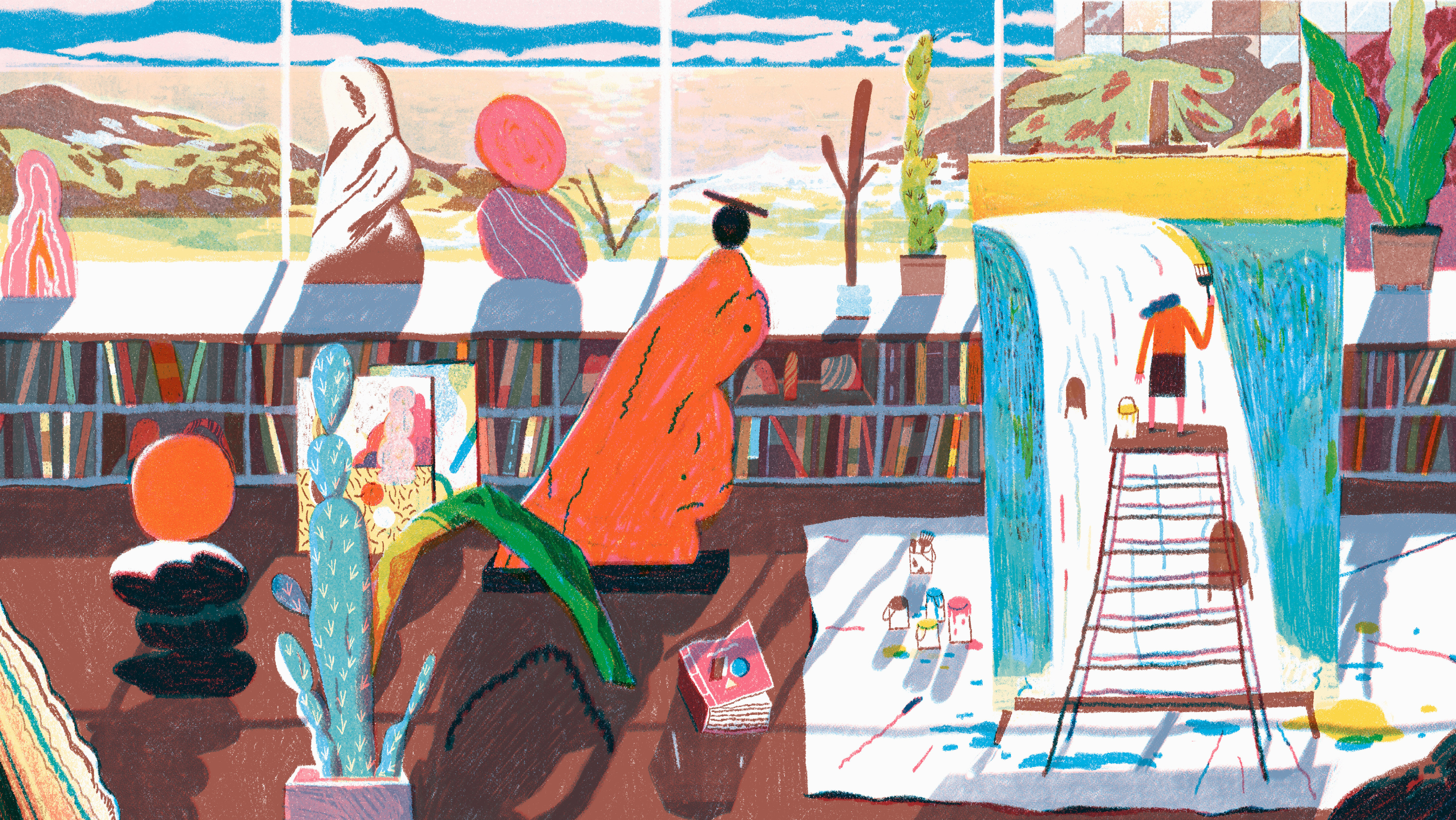 Illustration by Lisk Feng