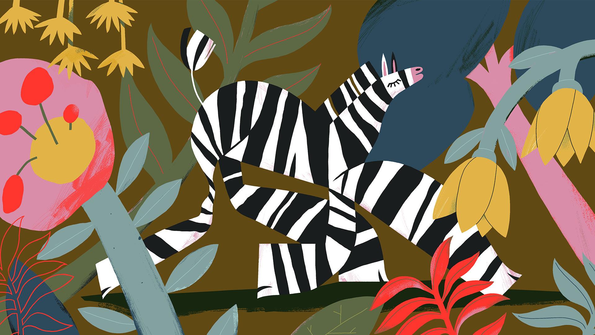 Illustration by Mãra Drozdova