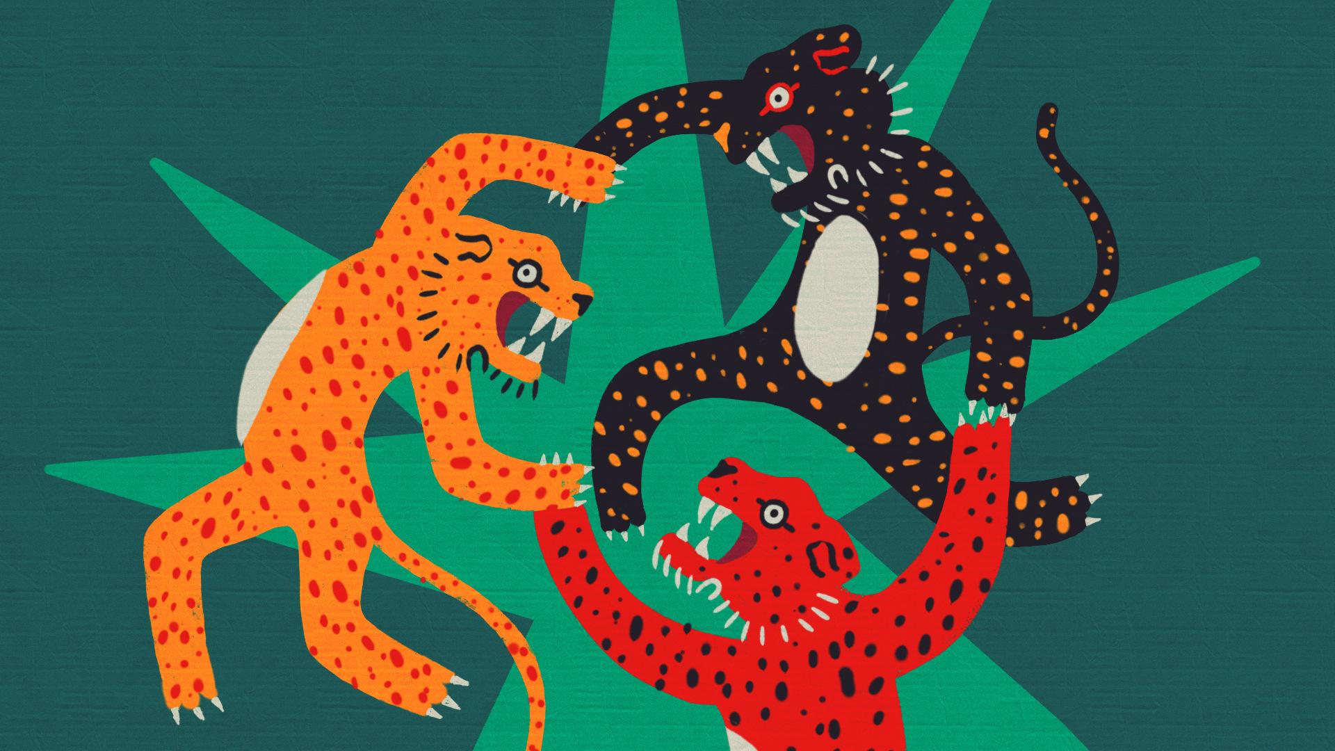 Illustration by Amanda Lobos