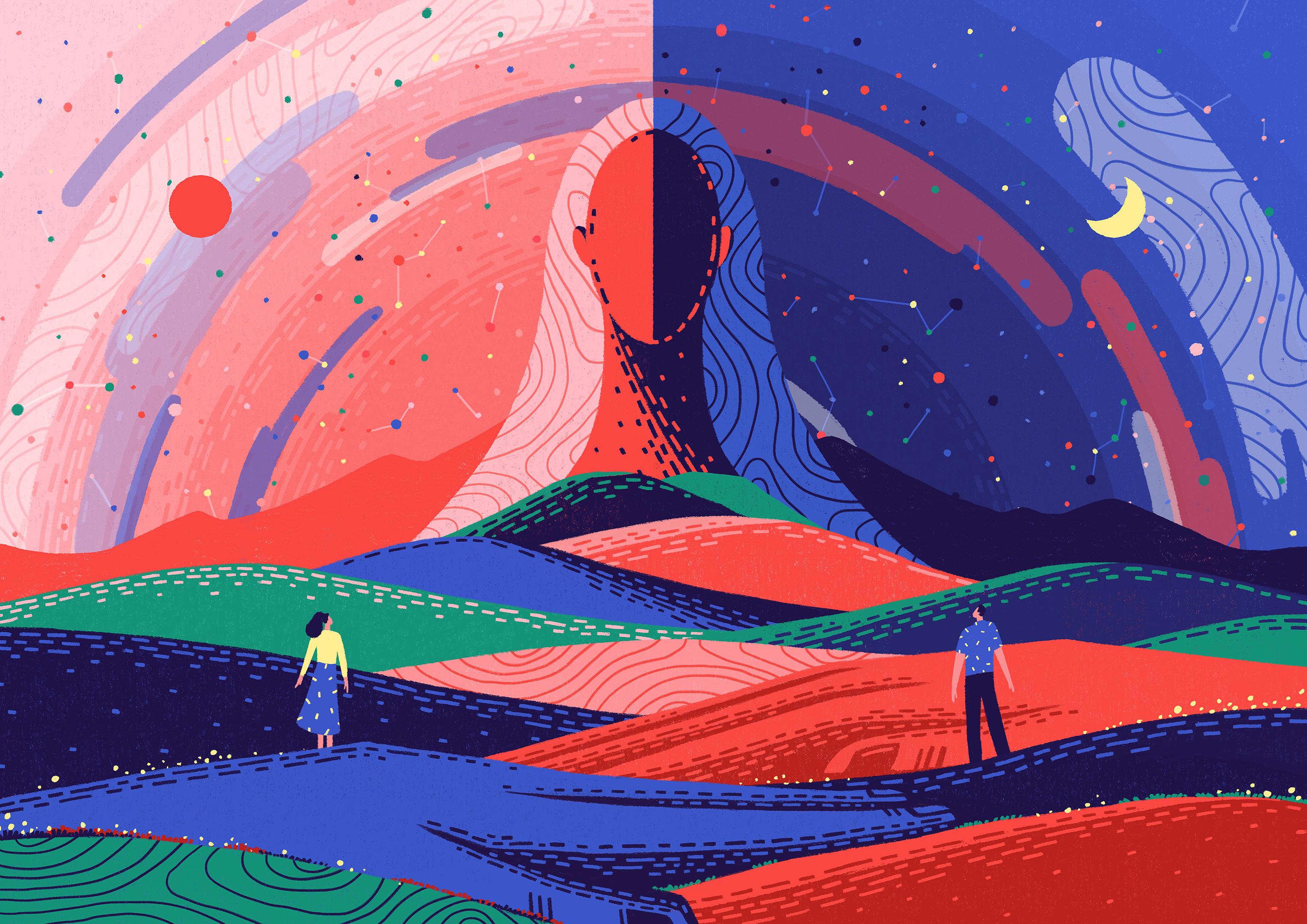 Illustration by Yukai Du