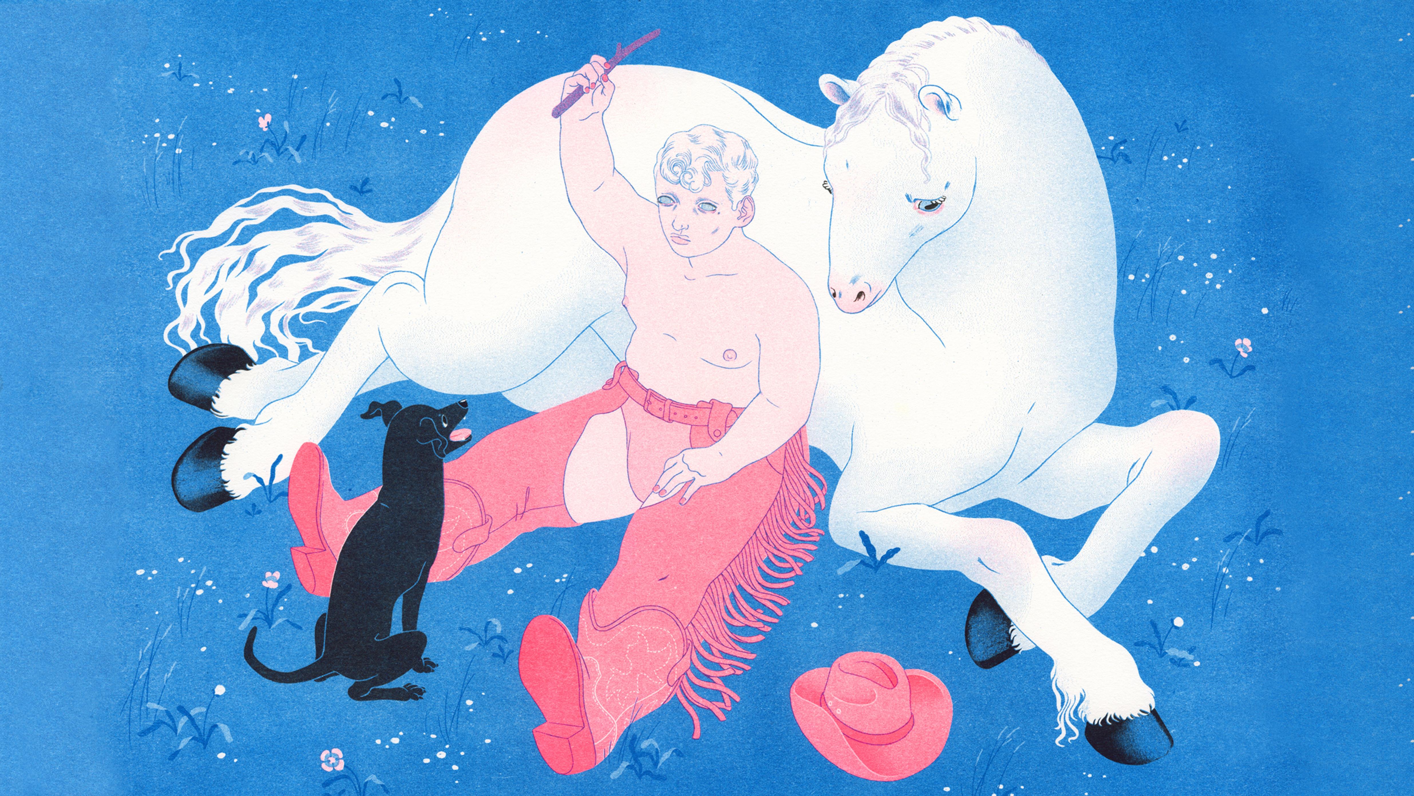 Illustration by Eero Lampinen