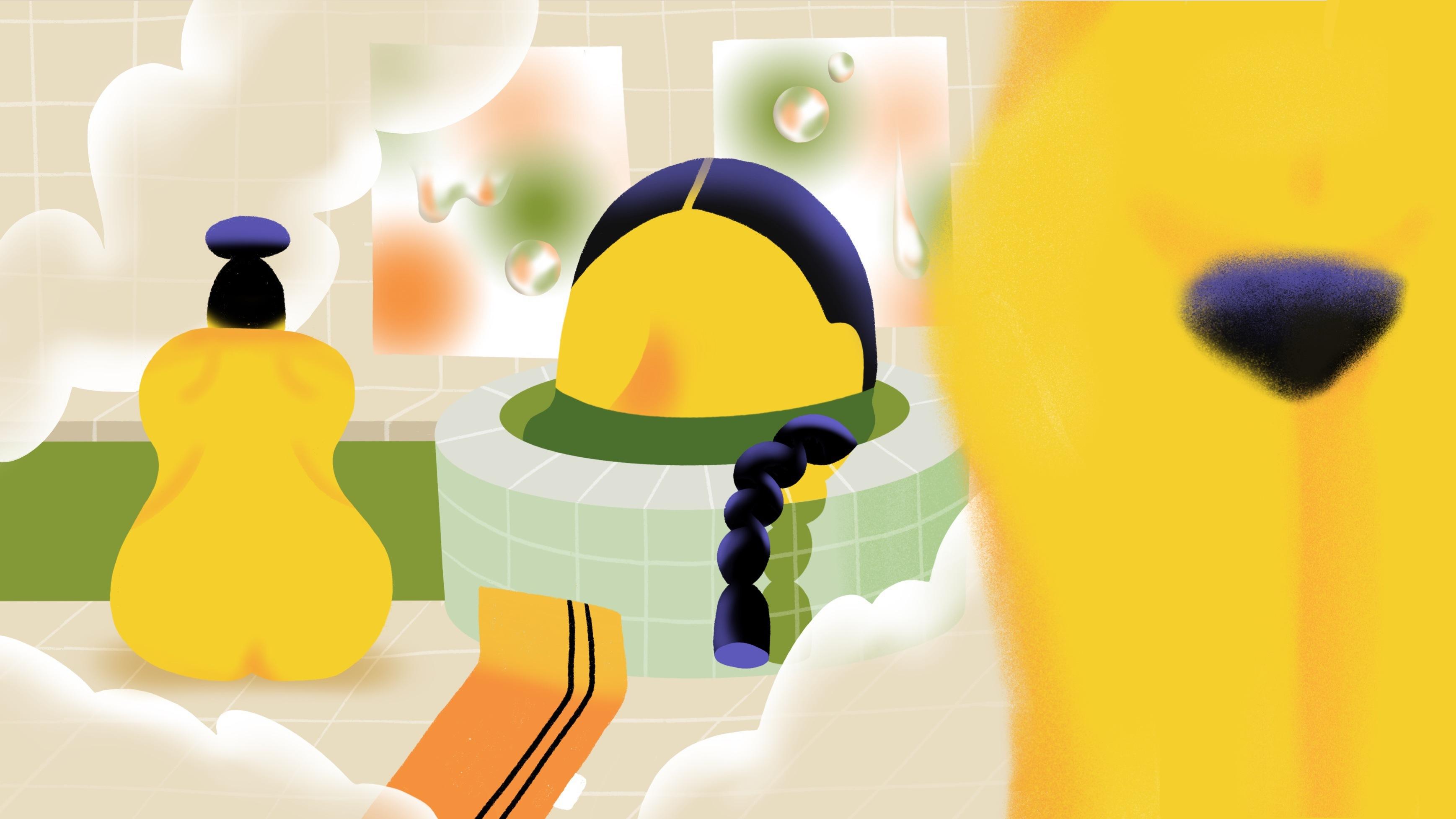 Illustration by Christine Cha