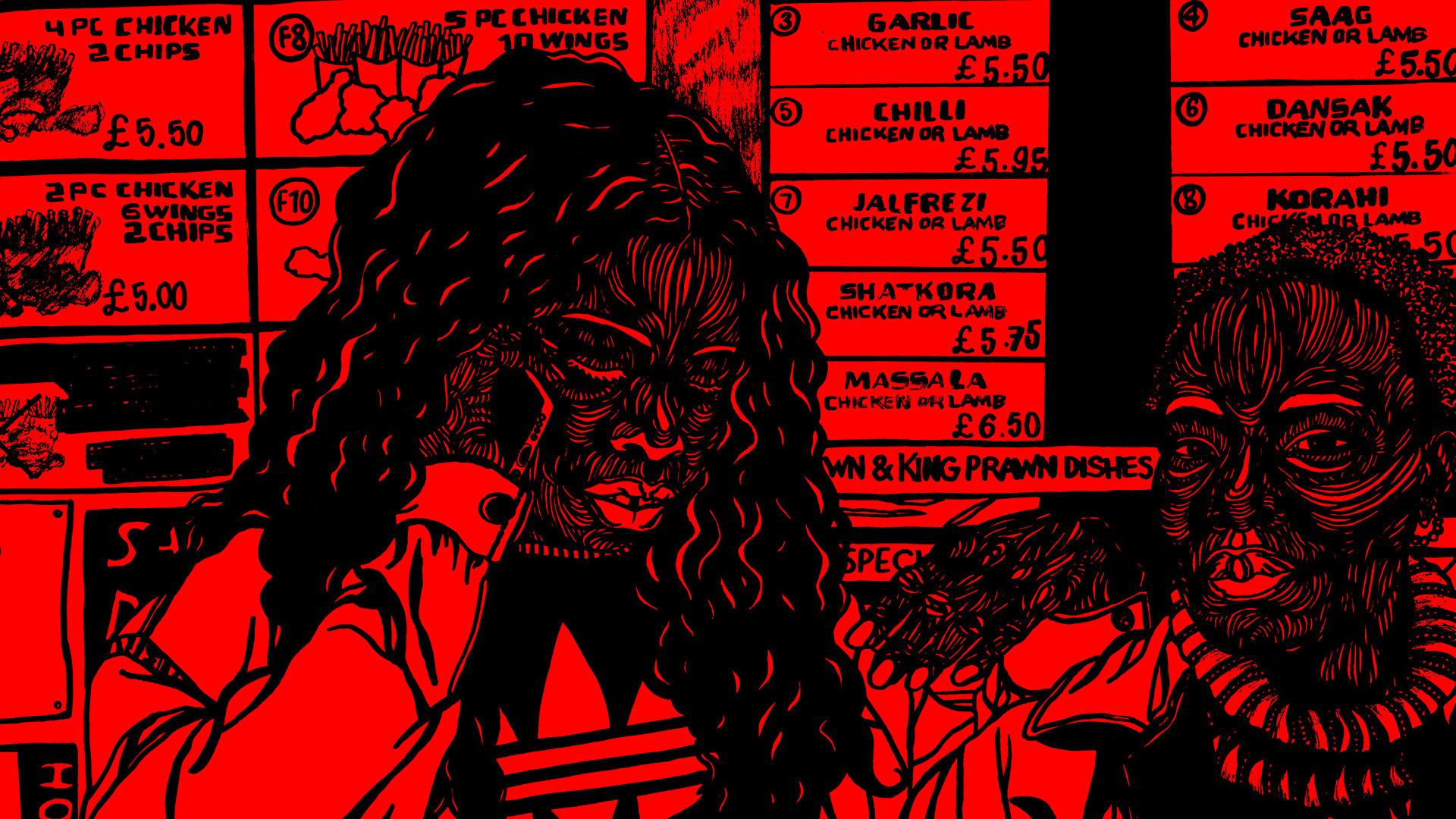 Illustration by Olivia Twist